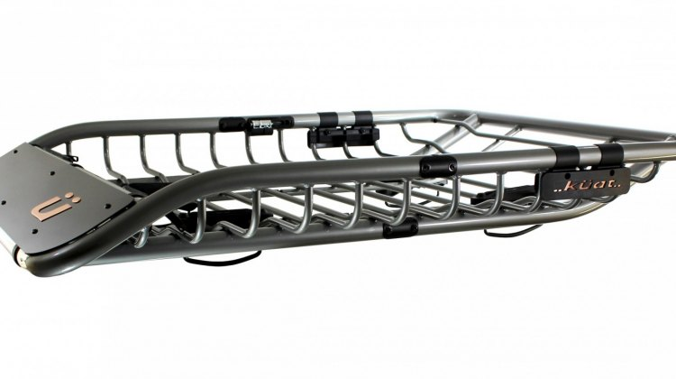 Küat Racks Expands Cargo Bike Carrier Line with Vagabond X