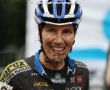 Post-race at Superprestige Gavere. © Thomas Sneyers