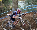Powers took the win both days at Cycle-Smart International. © Cyclocross Magazine