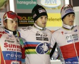 Niels Albert won his fourth consecutive Superprestige Diegem today © Bart Hazen