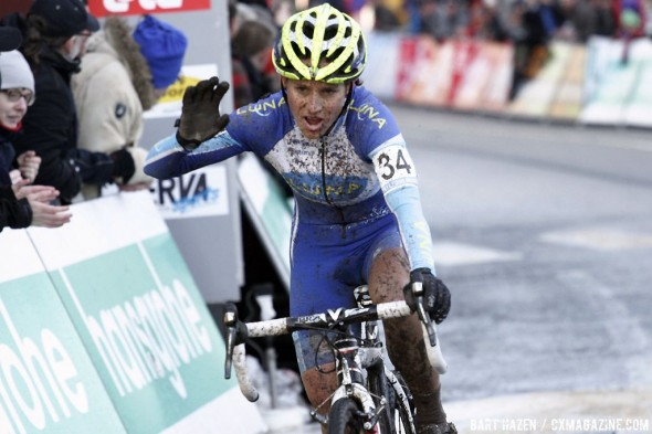 Katerina Nash Wins 2012 Superprestige Diegem