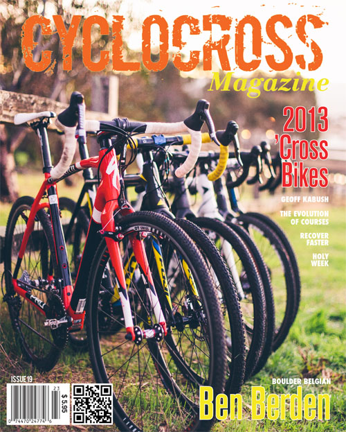 Issue 19 of Cyclocross Magazine