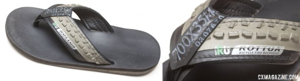 Rottua sandals make the perfect gift for the cyclist in your life. © Cyclocross Magazine