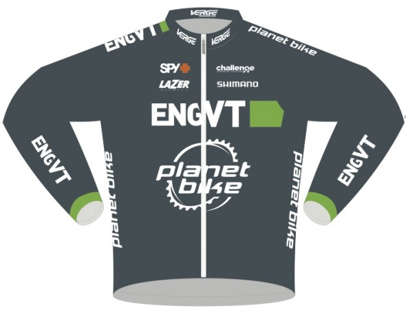 Page's Nationals kit.