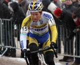 Tom Meeusen took the win at Zonnebeke © Bart Hazen
