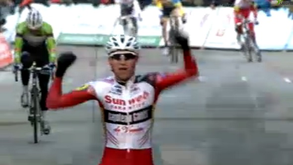 Klaas Vantornout is the 2013 Belgian National Champion