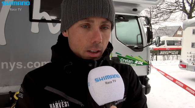 Sven Nys talks thinks the time is right for the biggest race to go overseas.