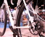 Nicole Duke's Alchemy on display at NAHBS. © Lance Barry