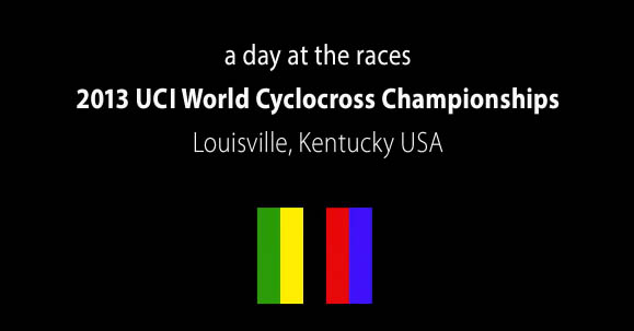 Keith Walberg's 2013 Cyclocross World Championships video