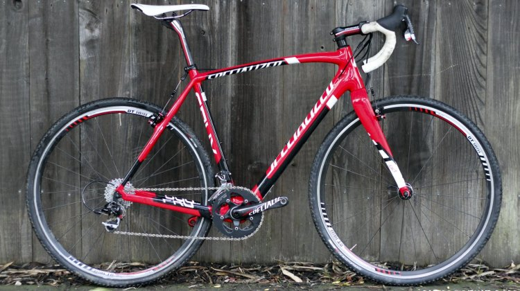 2013 Specialized Crux Pro carbon cyclocross bike. © Cyclocross Magazine