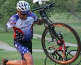 Charles Scott McDonald is setting new standards for being a total cyclocross badass.