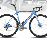 The new RXC Pro Disc: a half pound of weight savings over last year's model.