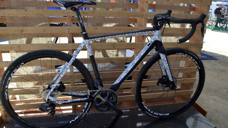 The Marin Cortina has been aluminum, until now, with the carbon frame for 2014. © Cyclocross Magazine