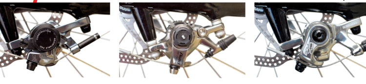 mechanical disc brakes