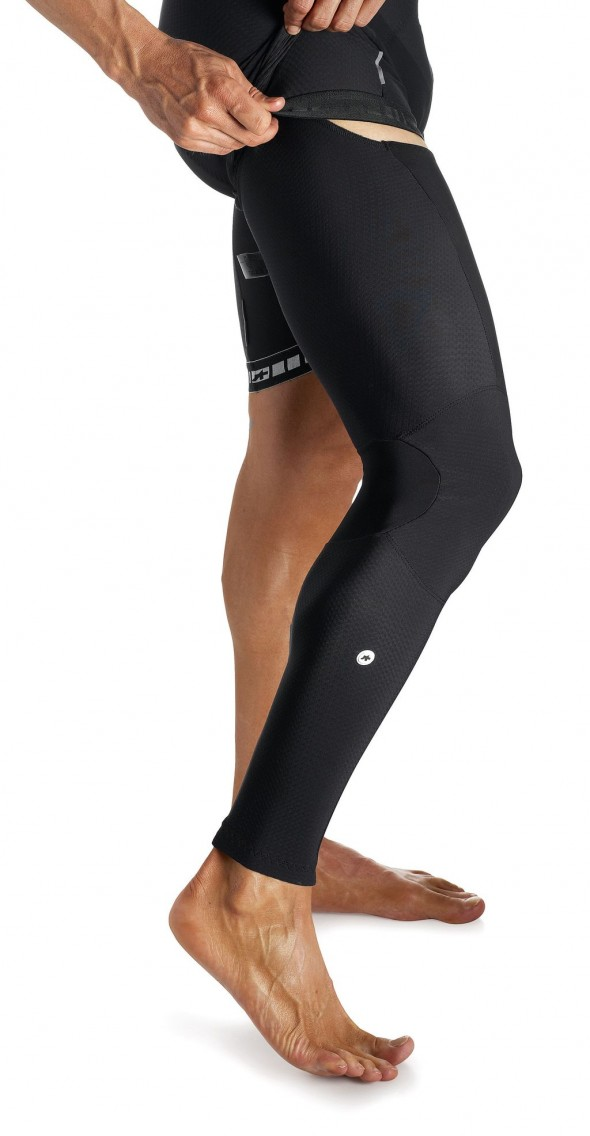The Assos legwarmers. Photo courtesy of Assos
