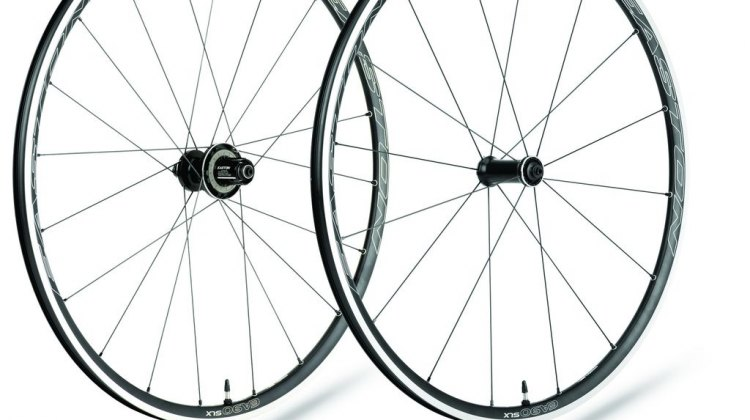 The EA90 SLX Wheelset