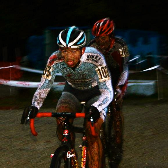 Van den Ham at Canadian Cyclocross Nationals. © Masa Higuchi