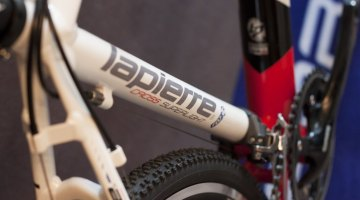 The first look at the Lapierre Cross Alloy. © Cyclocross Magazine