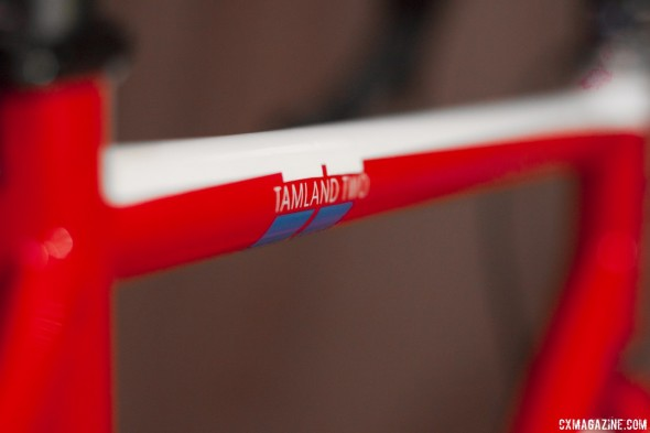 Raleigh Tamland 2 - named after the polite and rarely late Brick Tamland (Google him) © Cyclocross Magazine