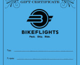 Win a chance to fly your bike for free from Bikeflights