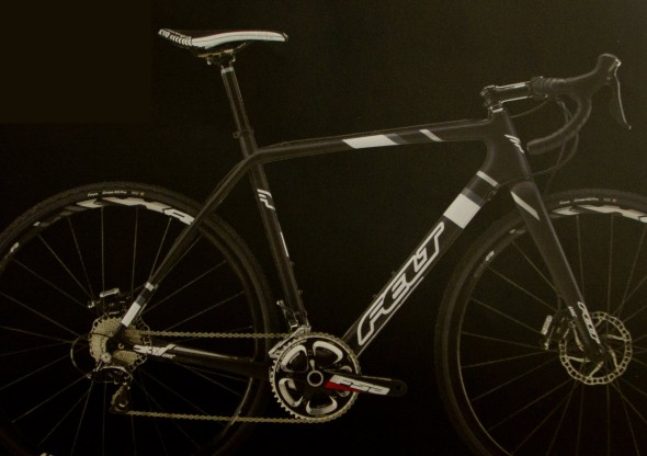 Felt 2014 F3x Carbon Cyclocross Bike with Ultegra and Dura-Ace 11-speed, TRP HY-RD brakes. photo: courtesy