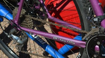 Fat Tire Friendly. © Cyclocross Magazine