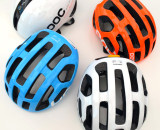 A look at the new, colorful Octal helmets from Poc. © Cyclocross Magazine
