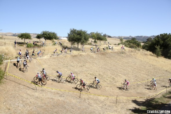 After a seven year hiatus, cyclocross returns to Santa Clara county for the second weekend in a row. © Cyclocross Magazine