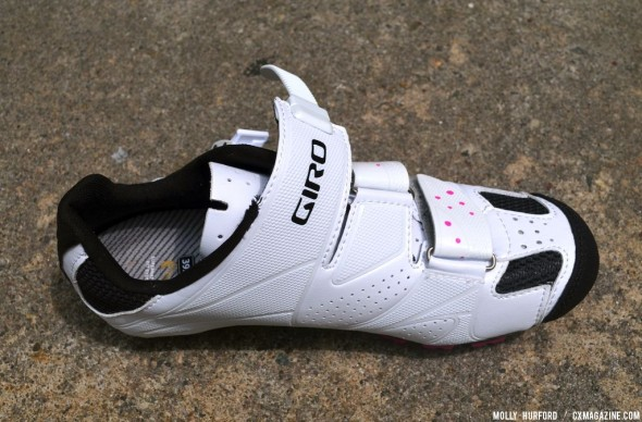 The Women's Giro Sica MTB Shoe. © Cyclocross Magazine
