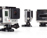 GoPro Hero 3+ camera launched, in White, Black and Silver editions.