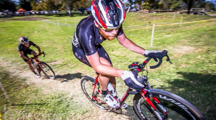 Round one of the SoCal Cross Prestige Series. © Philip Beckman
