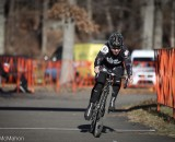 Van Gilder pushes to the win at Supercross Cup Day 2 2013. © Meg McMahon