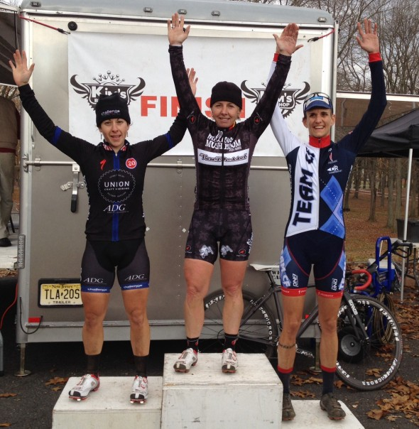 The Wens Elite podium. © Anne Rock