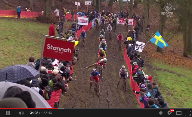 Must Watch: Epic mud and racing at the 2013 Namur Cyclocross World Cup