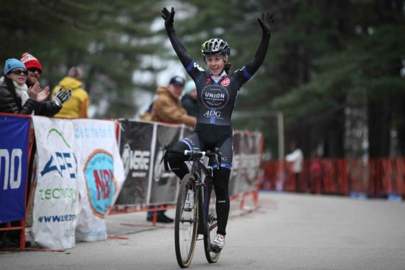 Kemmerer takes the win on Day 2 of NBX 2013. © Meg McMahon