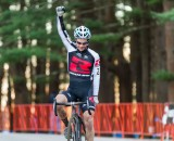 Lindine took his first win of the season at NBX Day 1 2013. © Todd Prekaski