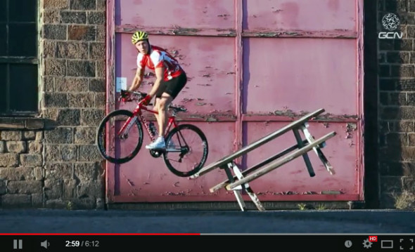 Road Bike Party 2 Video Martyn Ashton Danny Macaskill
