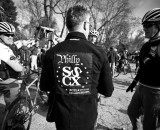 Philly SSCXWC representing at Junkyard Cross. © Dylan VanWeelden