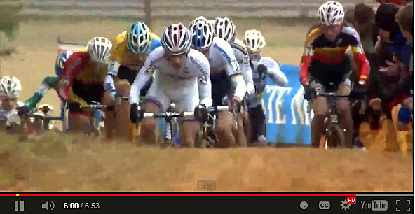 Zolder 2013 Cyclocross World Cup Video