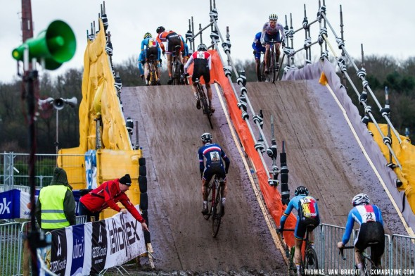 The Junior UCI CX World Championships - Hoogerheide. © Thomas Van Bracht