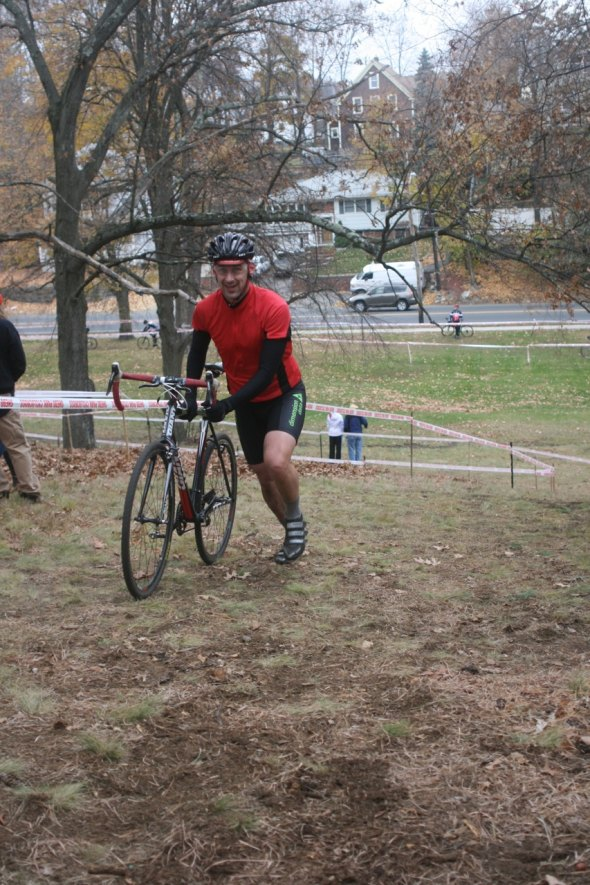 Nick DiGangi is a proper New Englander and an affinity for heavily hopped ales. After missing 2012 Cyclocross season due to injury, he approached 2013 with an open mind and shares his thoughts (along with his buddy Seth Lincoln)  over at Not Quite Belgian.