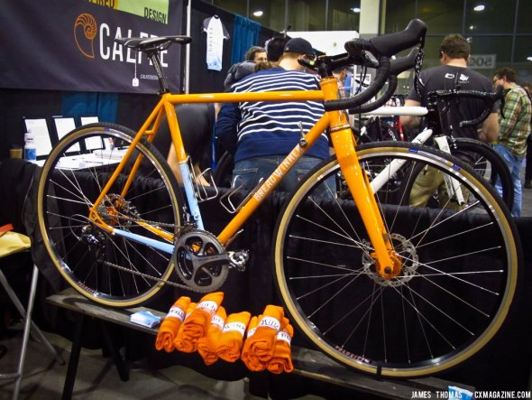 Breadwinner's do-it-all machine at NAHBS 2014. © James Thomas