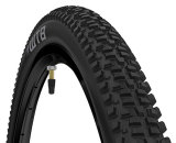 WTB's new Cross Boss cyclocross tire come in one 35c width and is tubeless ready.