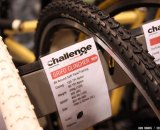 Challenge showcased their updated treads at NAHBS 2014. © Iain Banks