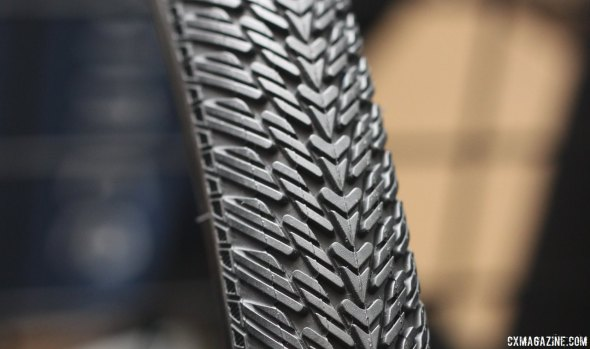 Freedom Tires, WTB's sister company, offers the Ryder gravel / commuting tire. It's heavy at 665g but durable. $28.99 © Cyclocross Magazine