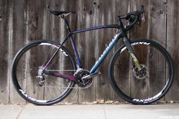 The Specialized Crux Race Red Disc. © Cyclocross Magazine