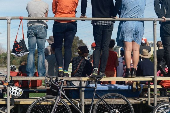 DDCX Behind the Stands