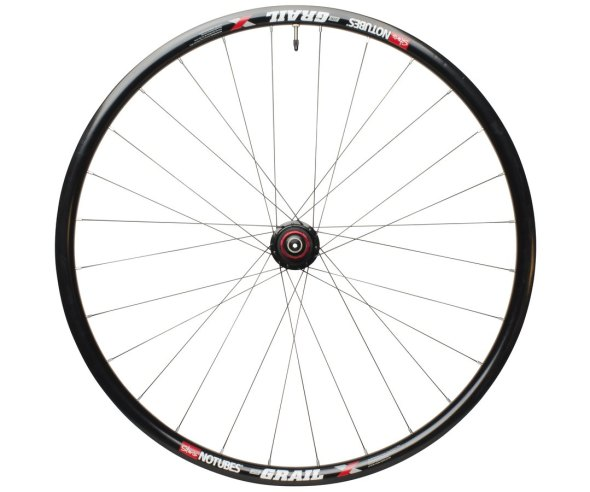 NoTubes says yes, aims to provide a versatile wheel with their new NoTubes Grail gravel, road disc and cyclocross tubeless wheelset.