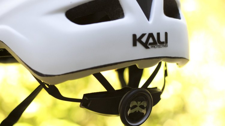 Kali Protectives Maya bike helmet lets you dial-in the fit. © Cyclocross Magazine