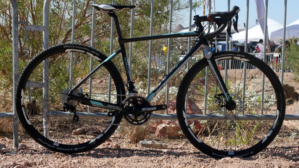The Liv Brava SLR 2 is what Giant describes as a do-it-all bike for women looking to discover new forms of cycling. © Cyclocross Magazine